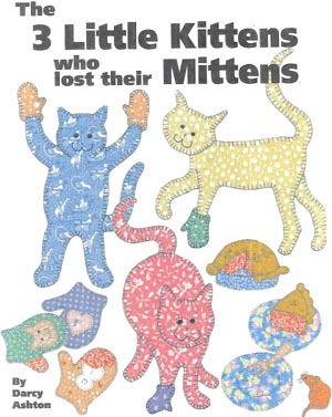 Darcy's 3 Little Kittens Book