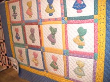 Patty Russell's Sunbonnet