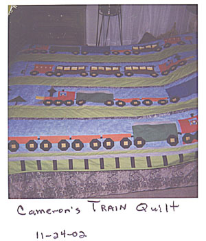 Cameron's Quilt