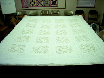 Twilling Quilt for MCC