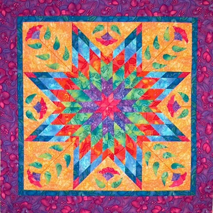 QSF Twisted Mystery Quilt