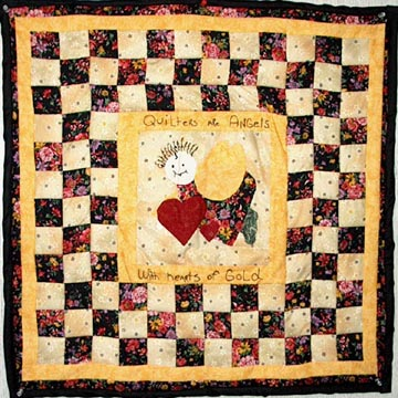 Quilters Are Angels